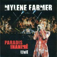 Cover Mylène Farmer - Paradis inanimé (Live)