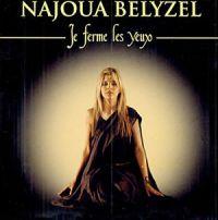 Cover Najoua Belyzel - Je ferme les yeux