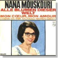 Cover Nana Mouskouri - Alle Blumen dieser Welt