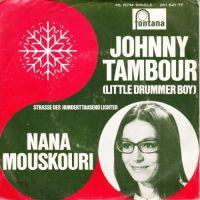 Cover Nana Mouskouri - Johnny Tambour