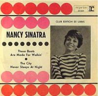 Cover Nancy Sinatra - These Boots Are Made For Walkin'