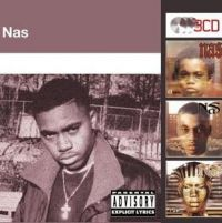 Cover Nas - Illmatic / It Was Written / I Am