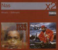 Cover Nas - Illmatic + Stillmatic