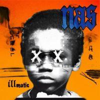 Cover Nas - Illmatic XX
