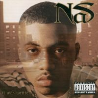 Cover Nas - It Was Written