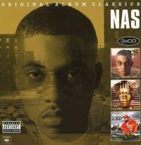 Cover Nas - Original Album Classics