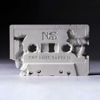 Cover Nas - The Lost Tapes 2