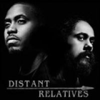 Cover Nas & Damian Marley - Distant Relatives