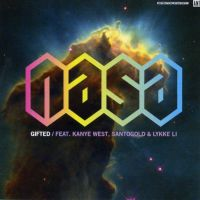 Cover N.A.S.A. feat. Kanye West, Santogold & Lykke Li - Gifted