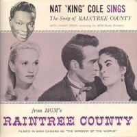 """Cover Nat """"King"""" Cole - (The Song Of) Raintree County"""