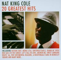 Cover Nat King Cole - 20 Greatest Hits