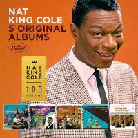 Cover Nat King Cole - 5 Original Albums