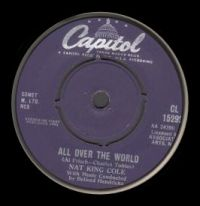 "Cover Nat ""King"" Cole - All Over The World"