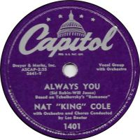 "Cover Nat ""King"" Cole - Always You"