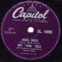 "Cover Nat ""King"" Cole - Angel Smile"