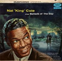 """Cover Nat """"King"""" Cole - Ballads Of The Day"""
