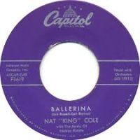 "Cover Nat ""King"" Cole - Ballerina"