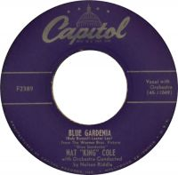 "Cover Nat ""King"" Cole - Blue Gardenia"