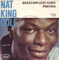 """Cover Nat """"King"""" Cole - Brazilian Love Song"""