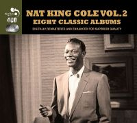 Cover Nat King Cole - Eight Classic Albums Vol. 2
