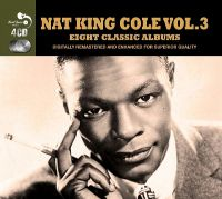 Cover Nat King Cole - Eight Classic Albums Vol. 3