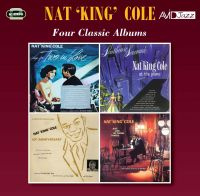 "Cover Nat ""King"" Cole - Four Classic Albums"