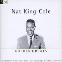 """Cover Nat """"King"""" Cole - Golden Greats"""