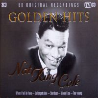 "Cover Nat ""King"" Cole - Golden Hits - 60 Original Recordings"