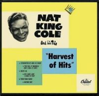 "Cover Nat ""King"" Cole - Harvest Of Hits"