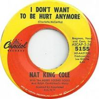 "Cover Nat ""King"" Cole - I Don't Want To Be Hurt Anymore"