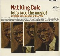"""Cover Nat """"King"""" Cole - Let's Face The Music"""