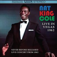 Cover Nat King Cole - Live In Vegas 1962