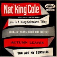 """Cover Nat """"King"""" Cole - Love Is A Many Splendored Thing"""