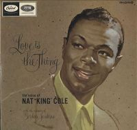 "Cover Nat ""King"" Cole - Love Is The Thing"