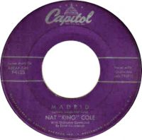 "Cover Nat ""King"" Cole - Madrid"