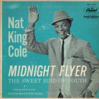 "Cover Nat ""King"" Cole - Midnight Flyer"