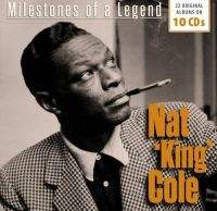 "Cover Nat ""King"" Cole - Milestones Of A Legend"