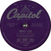 "Cover Nat ""King"" Cole - Mona Lisa"