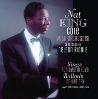 Cover Nat King Cole - Sings For Two In Love / Ballads Of The Day