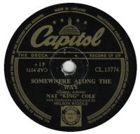 """Cover Nat """"King"""" Cole - Somewhere Along The Way"""