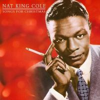 """Cover Nat """"King"""" Cole - Songs For Christmas - Christmas Legends"""
