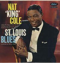 """Cover Nat """"King"""" Cole - St. Louis Blues"""