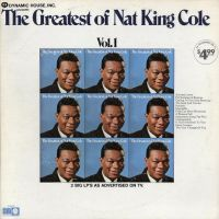 "Cover Nat ""King"" Cole - The Greatest Of Nat King Cole (Vol. 1)"