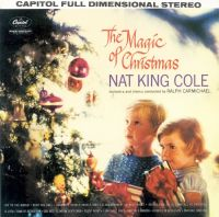 "Cover Nat ""King"" Cole - The Magic Of Christmas"