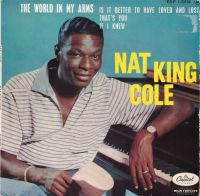 "Cover Nat ""King"" Cole - The World In My Arms"