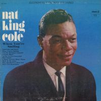 """Cover Nat """"King"""" Cole - When You're Smiling"""