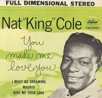"Cover Nat ""King"" Cole - You Made Me Love You"