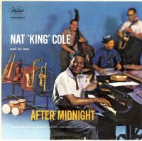 """Cover Nat """"King"""" Cole And His Trio - After Midnight"""