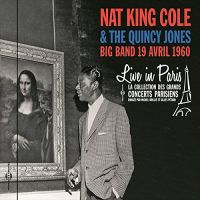 Cover Nat King Cole & The Quincy Jones Big Band - Live In April - 19 avril 1960