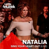 Cover Natalia - Sing Your Heart Out (Live)
